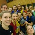 Weihnachtstraining des Damen- und Juniorinnenteams